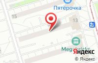 Схема проезда до компании Бизнес-Строительство в Москве