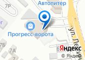 Новомаркетсервис на карте