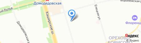 Розыск отличного отдыха на карте Москвы