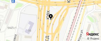 БрендАвтоЛюкс на карте Москвы