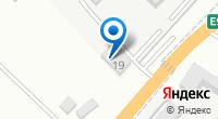 Компания Ютэп на карте