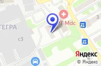 Схема проезда до компании ПРОДУКТОВЫЙ МАГАЗИН в Домодедово