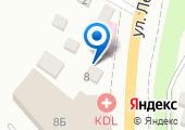 ТДК на карте
