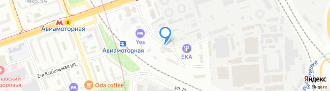 улица Энтузиастов 1-я