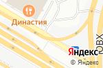 Схема проезда до компании ЦНА-1 в Москве