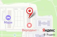Схема проезда до компании Лтс в Видном