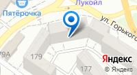 Компания Эрос на карте
