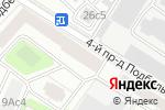 Схема проезда до компании КоронаТранс в Москве