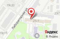 Схема проезда до компании Городской Электрический Транспорт в Москве