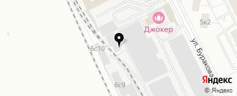 LRtechno на карте Москвы