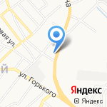 Юг-Мотор-Сервис на карте Новороссийска