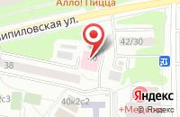Схема проезда до компании Слоуд в Москве