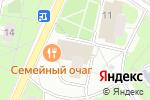 Схема проезда до компании Компания по строительству деревянных домов в Москве
