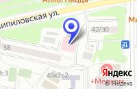 Схема проезда до компании ГОМЕОПАТИЧЕСКАЯ АПТЕКА ДОКТОР-Н в Москве