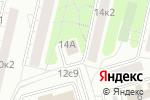 Схема проезда до компании Территориальная избирательная комиссия района Преображенское в Москве