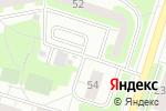 Схема проезда до компании Автостоянка на ул. Полбина в Москве