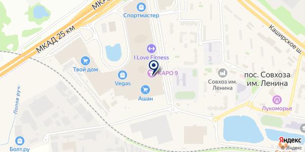TechnoGadget на карте Москве