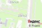 Схема проезда до компании In scrap в Москве