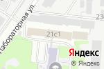 Схема проезда до компании Оctoline в Москве