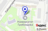 Схема проезда до компании К-ОКНА в Москве