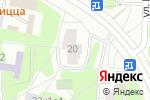 Схема проезда до компании Military-sklad в Москве