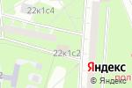 Схема проезда до компании De Las Llamas в Москве