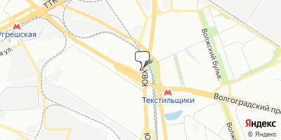 Москва, Волгоградский проспект 47