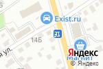 Схема проезда до компании С легкой руки в Новороссийске