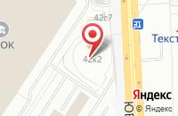 Схема проезда до компании Ретром в Москве