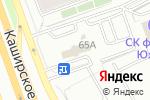 Схема проезда до компании РЕСО-Гарантия, СПАО в Москве