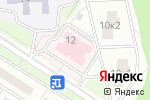 Схема проезда до компании Городская поликлиника №218 в Москве