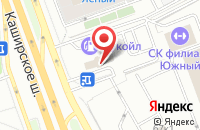 Схема проезда до компании Бетаком в Москве