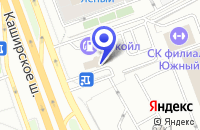 Схема проезда до компании АВТОСЕРВИСНОЕ ПРЕДПРИЯТИЕ ТЕХПРОМЦЕНТР в Москве