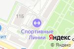 Схема проезда до компании КБ Адмиралтейский в Москве