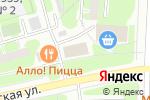 Схема проезда до компании Пушкинский хлеб в Москве