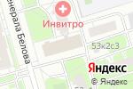 Схема проезда до компании Урожайная грядка в Москве
