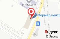 Схема проезда до компании Издательский Дом «Арев» в Москве