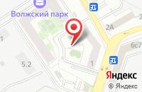 Схема проезда до компании Супербрэнд в Москве