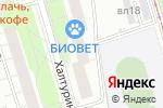 Схема проезда до компании Magazin-futbolok.su в Москве