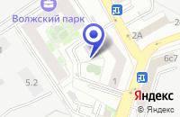 Схема проезда до компании ТРАНСПОРТНОЕ ПРЕДПРИЯТИЕ МОСАВТОТРАНС в Москве