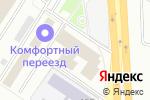 Схема проезда до компании Компания Флагман в Москве