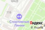 Схема проезда до компании Валдоня в Москве