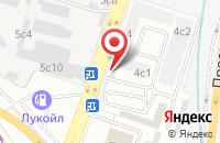 Схема проезда до компании Астория Групп в Москве