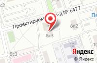 Схема проезда до компании Социальная Поддержка и Развитие Личности в Москве