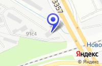 Схема проезда до компании МЕБЕЛЬНЫЙ САЛОН БАРРЕТТЕ в Москве