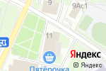 Схема проезда до компании Бавария №1 в Москве