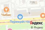 Схема проезда до компании Фотокопировальный центр в Москве