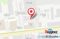Схема проезда до компании Юридическое Общество Фемида в Москве
