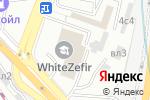 Схема проезда до компании Черный Таймень в Москве