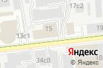 Схема проезда до компании БАЛТЕКС в Москве